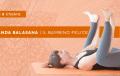 Ananda Balasana, la posizione yoga del bambino felice