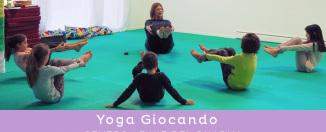 Yoga per bambini a Cesena