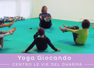Yoga per bambini a Cesena