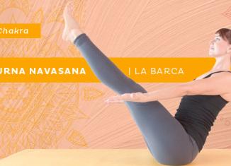Paripurna Navasana, la posizione yoga della barca
