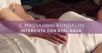 Cos'è il massaggio kundalini?