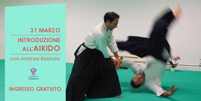 Lezioni gratuite di aikido per principianti a Cesena