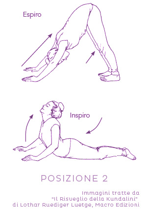Sequenza di yoga per allineamento 2