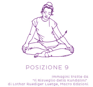 Sequenza di yoga per allineamento 9