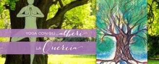 Yoga con gli Alberi: la Quercia