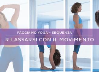 sequenza di kundalini yoga: rilassarsi con il movimento