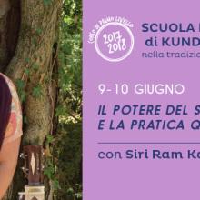 Scuola insegnanti di Kundalini Yoga: il suono sacro e la sadhana