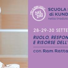 Ruolo e responsabilità dell'insegnante, seminario di Ram Rattan Singh