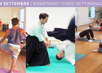 Corsi di yoga, arti marziali, feldenkrais e danza del ventre a Cesena
