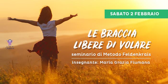 Seminario di Metodo Feldenkrais a Cesena