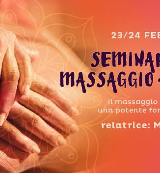 Seminario di Massaggio Tantrico a Cesena