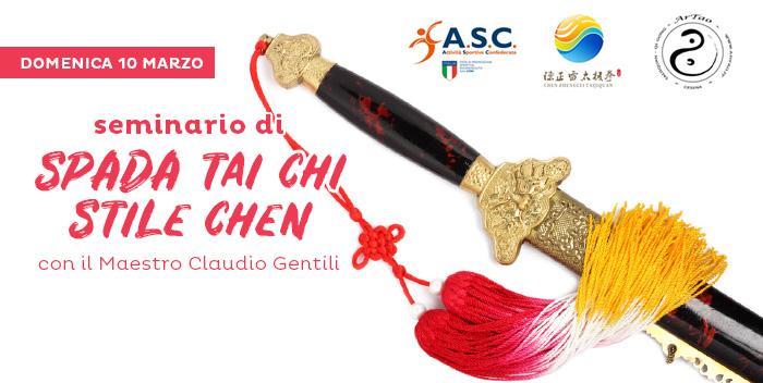 Seminario di Spada Tai Chi a Cesena
