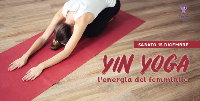 Masterclass di Yin Yoga a Cesena