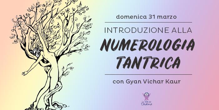 Introduzione alla numerologia tantrica