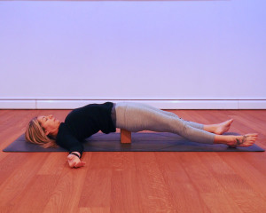 Yin Yoga: relax