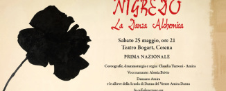 Nigredo - spettacolo della Scuola di Danza del Ventre Amira Danza