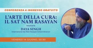 Cos'è il Sat Nam Rasayan? conferenza con Daya Singh