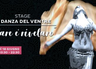 Stage di Danza del Ventre: velare è rivelare