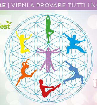 21 settembre prove gratuite di yoga