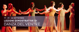 Lezioni gratuite di danza del ventre a Cesena