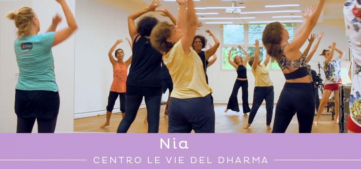 Corsi di Nia danza a Cesena