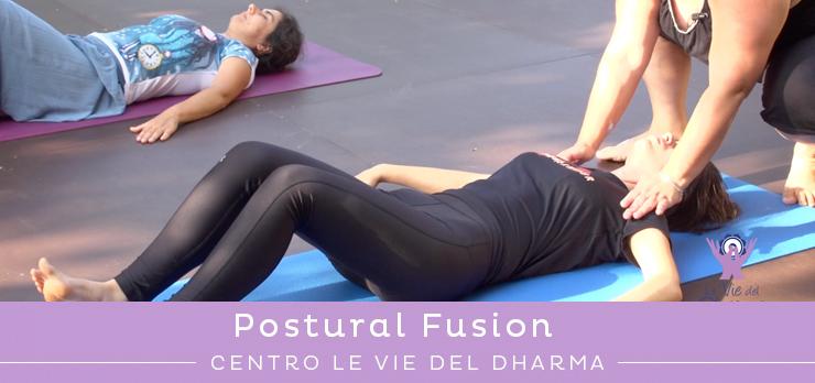 Corsi di postural fusion ginnastica posturale a Cesena