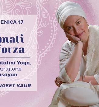 Semianrio di Kundalini Yoga e Sat Nam Rasayan a Cesena