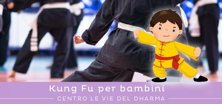 Corso di Kung Fu per bambini a Cesena