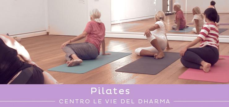 Corso di Pilates a Cesena