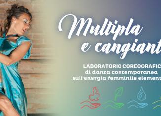 Laboratorio coreografico di danza contemporanea