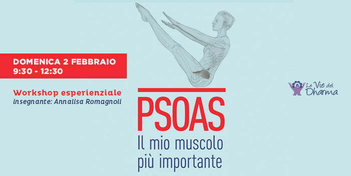 Workshop sul muscolo PSOAS