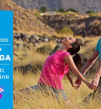 Mini intensivo di vinyasa yoga con Sara Bigatti - La Scimmia Yoga