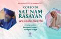 secondo livello Sat Nam Rasayan a Cesena
